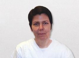 Zahnärztin Annette Mann